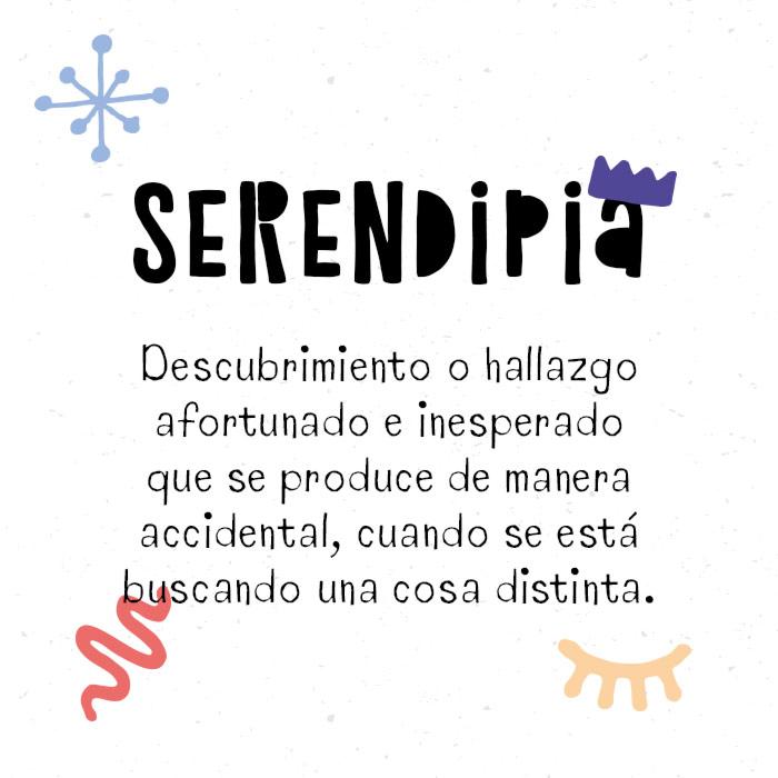 Definición de Serendipia - Laia Vives