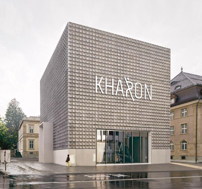 Edificio Kharon - Laia Vives