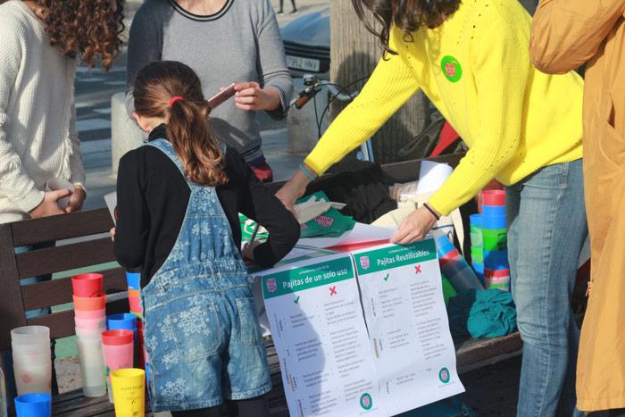 Voluntarios Millor sense canyeta - Laia Vives